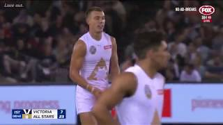 Afl State Of Origin 2020 All Goals And Highlights First Half