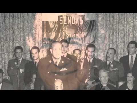 Discurso Gustavo Rojas Pinilla - Toma del mando presidencial - 1953