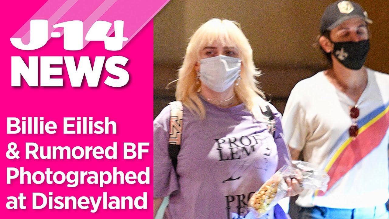 Billie Eilish and Rumored Boyfriend Matthew Tyler Vorce Photographed Together at Disneyland