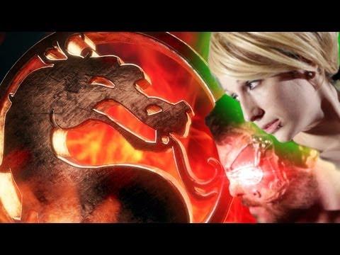 Mortal Kombat Downfall: Sonya Blade vs. Kano