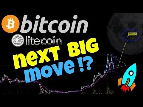 🚀BITCOIN and LITECOIN Update, NEXT BIG MOVE !??🚀 btc ltc price prediction, analysis, news, trading