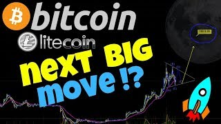 🚀BITCOIN and LITECOIN Update, NEXT BIG MOVE !??🚀 btc ltc price prediction, analysis, news, trading