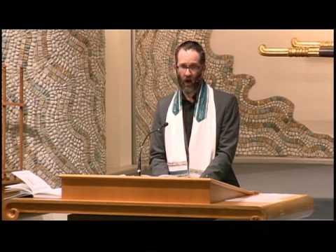 January 29, 2016 Shabbat Service  Sanctuary