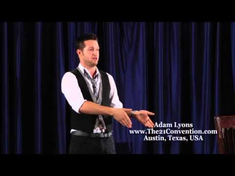 Adam Lyons @ T21C of Austin Texas   Full Length HD