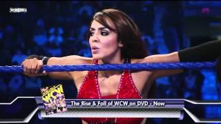 SmackDown 09.04.09 Maria & Eve VS Natalya & Layla