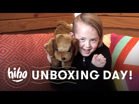 HiHo Unboxing Day! | Unboxing | HiHo Kids