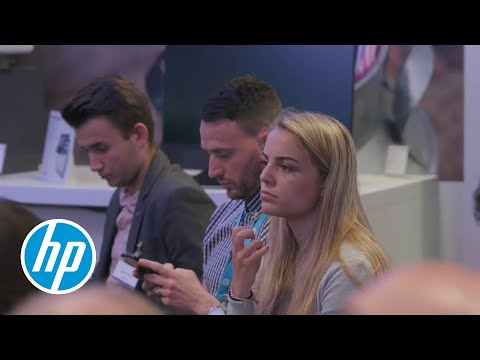 HP UK Sustainability Summit 2018 highlights