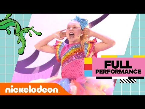 JoJo Siwa Gets SLIMED While Performing Her Top Hits 😜 | Kids