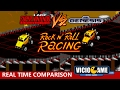 Super Nintendo VS Mega Drive Rock N Roll Racing mp3