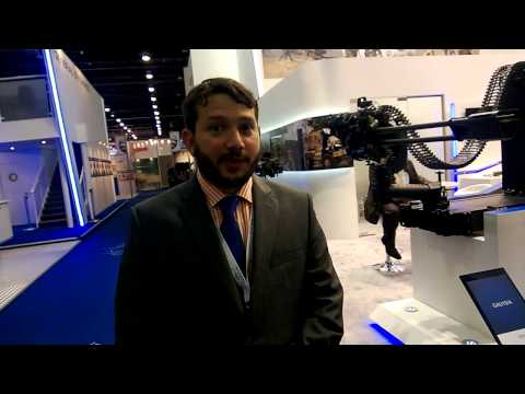 IDEX - Abu Dhabi - Day 2 at General Dynamic