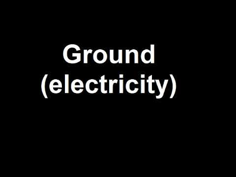 Ground (electricity)