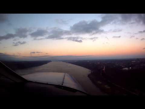 New York flying