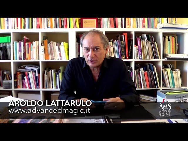 Aroldo Lattarulo presenta AMS