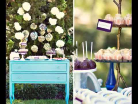 Vintage Baby Shower Ideas Youtube
