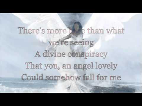 Dave Barnes - God Gave Me You (lyrics)