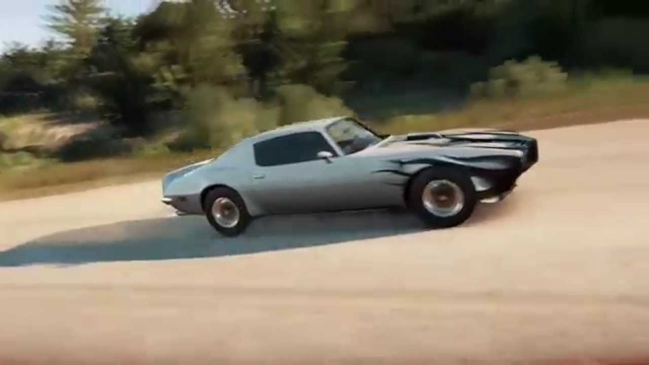 Forza Horizon Muscle Car Race Editor Cut Youtube