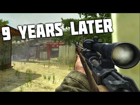 Call of Duty World At War 9 Years Later...