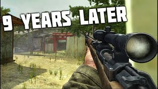 Call Of Duty World At War 9 Years Later