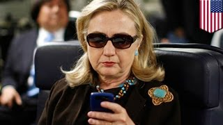 Email hacking: Hillary Clinton private email ran from the Clinton