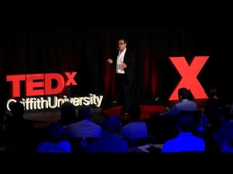 Human flourishing through reciprocity   Soheil Abedian   TEDxGriffithUniversity