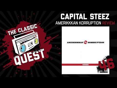Capital STEEZ - AmeriKKKan Korruption Reloaded Review