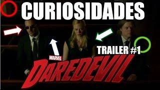 """CURIOSIDADES DEL TRAILER DE """"DAREDEVIL"""" TEMPORADA 2"""