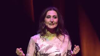 Connecting to Traditional Sacred Dance | Farima Berenji | TEDxYYC