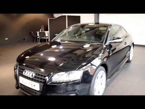 USED AUDI A5 2.7 TDI S LINE BLACK EDITION 2DR AUTO 187 BHP