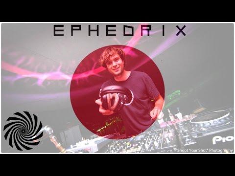 Ephedrix in Japan (Live Set April 2010)