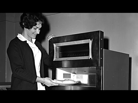 How The Microwave Was Accidentally Invented