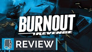 Burnout Revenge HD Retro Review | Spirit of 2005!