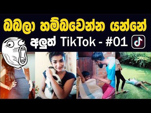 New Funny Tik Tok Videos / Sri Lanka #01