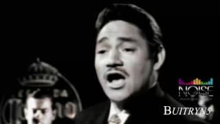 Javier Solis - Angelitos Negros - Pista - Karaoke
