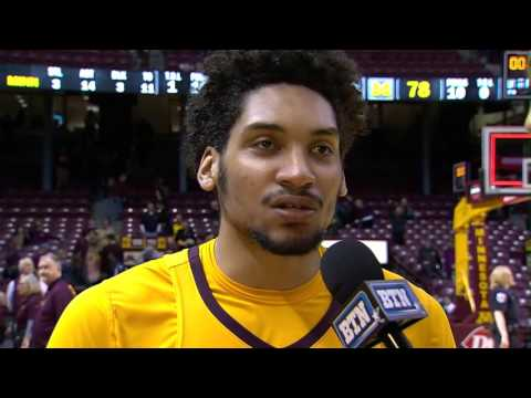 Jordan Murphy Talks Win Over Michigan