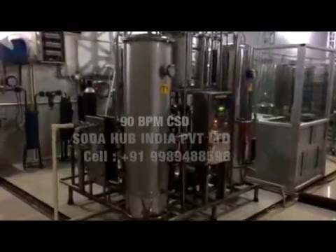 Soda Hub Industrial Automation || Soft Drink Manufacturing