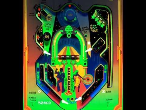 Video Pinball MAME Gameplay video Snapshot -Rom name videopin-