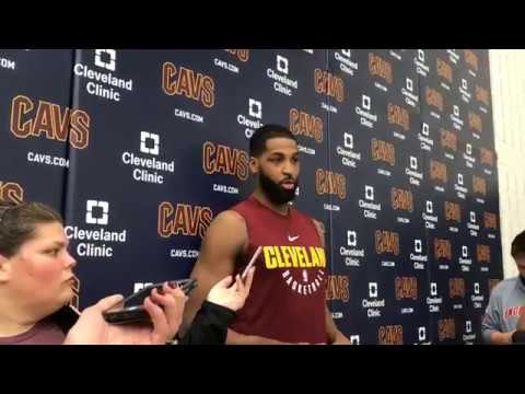 Tristan Thompson Interview |  Says Cavs Misled On His Injury