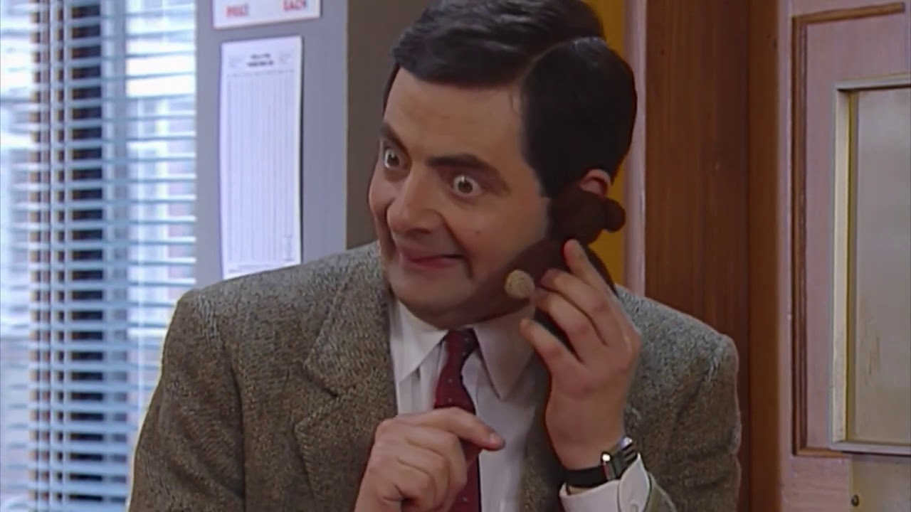 Mr Bean and Teddy cause CHAOS!   Full Episodes   Classic Mr Bean
