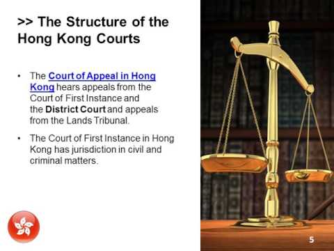 A Guide to Hong Kong Courts