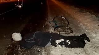 видео У ДТП на Полтавщині загинув велосипедист