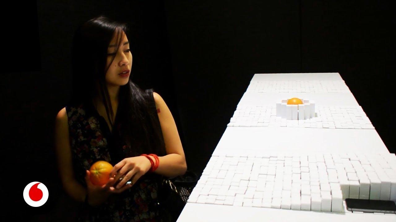 En el futuro tocaremos la información de nuestros ordenadores: alucinantes avances desde el MIT