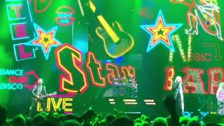 Def Leppard live 2018 Sioux Falls, SD almost full show