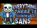 Everything There is to Know About Sans From Undertale | UNDERLAB