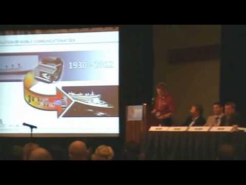 Ole-Kristian Sivertsen - Maritime Communications Partner - Cruise Shipping Miami 2012