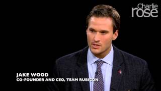 "Jake Wood on the ""impossible"" situations soldiers face (Feb. 9, 2015) 