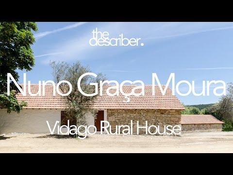 Nuno Graça Moura Arquitecto | Vidago rural house