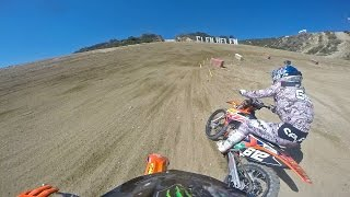 2 Stroke: Brock Papi at Glen Helen on his KTM 125 - Dirt Bike Addicts