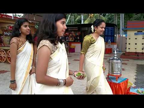 Onam Celebration at CET    Thiruvavaniravu  