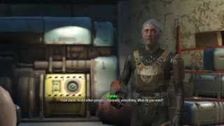 Fallout 4 The Lost Patrol Mission Walkthrough