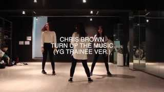 D.I.O.R. Chris Brown - Turn up the Music
